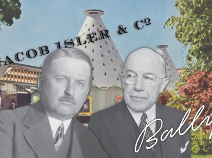 Johann Rudolf Isler and Iwan Bally